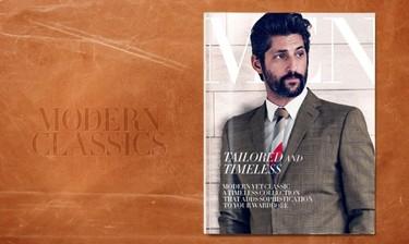 """H&M y la campaña """"Modern Classics"""" con Tony Ward"""