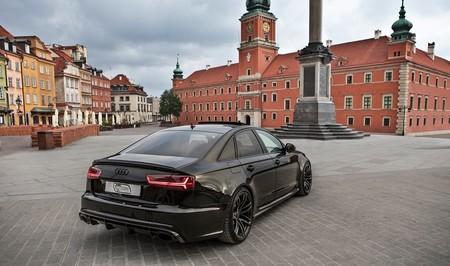 Audi Rs6 Performance Sedan 1