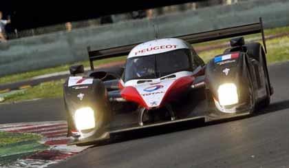 Las Le Mans Series visitarán el Circuit en 2009