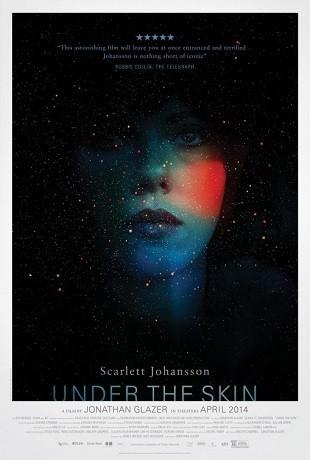 'Under the Skin', tráiler final y cartel de la esperada película con Scarlett Johansson