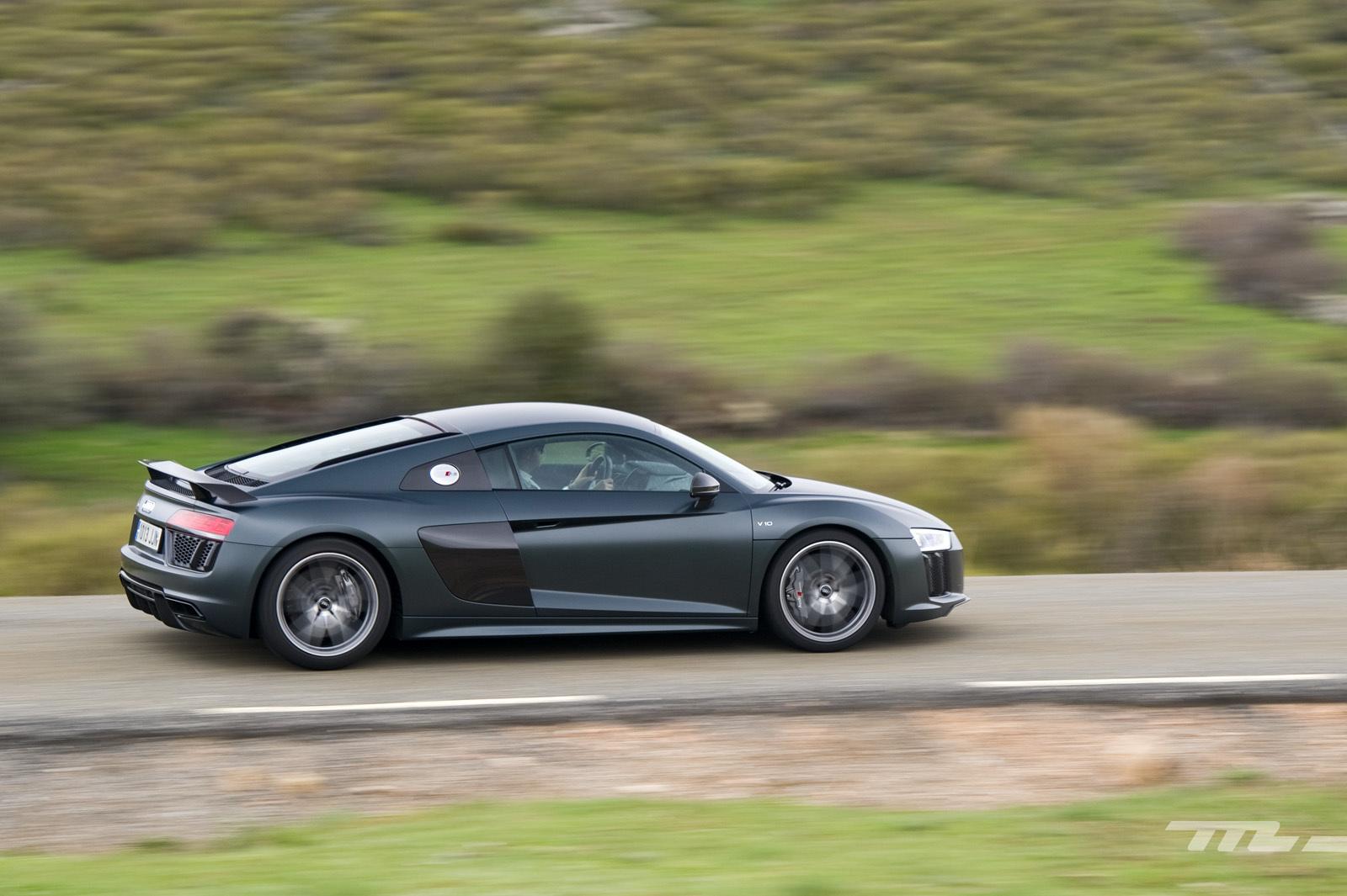 Foto de Audi R8 V10 Plus (prueba) (14/39)