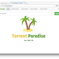 TorrentParadise sigue los pasos de The Pirate Bay y añade múltiples dominios para evitar los bloqueos