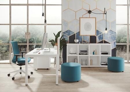 Actiu Home Office Configuration 4