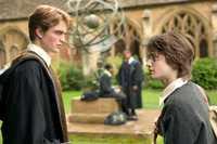 Crepúsculo y Harry Potter no se llevan nada bien