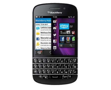 ec97ef6c19b El BlackBerry Q10 ya tiene fecha de presentación en México