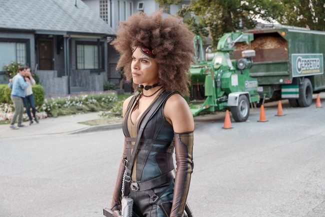 zazie beetz domino deadpool