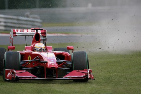 Badoer Spa F1 2009