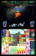 Meteos, puzzles espaciales para Nintendo DS