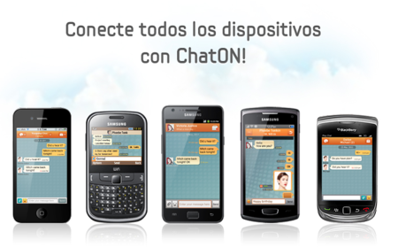 ChatON iOS