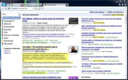 Diff-IE, un add-on para Internet Explorer que resalta los cambios en las páginas web