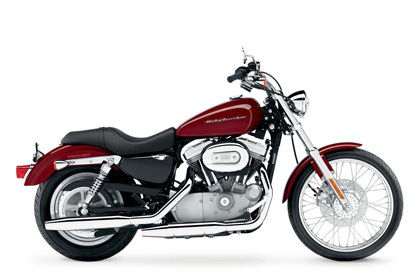 Harley Davidson Evolution XL883 Sporster