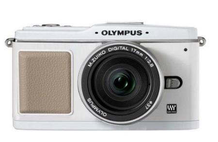 Olympus E-P1, una cámara digital 'retro'