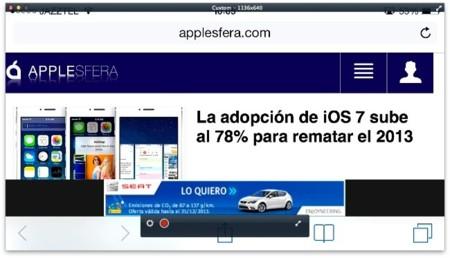 AirServer 5 añade la opción de grabar directamente lo que sucede en pantalla