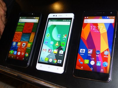 Intex aterriza en España con 3 smartphones, es la hora de la India