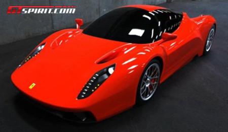El sucesor del Ferrari Enzo está cerca