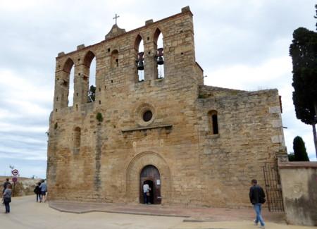 Iglesia Santa Maria Peratallada