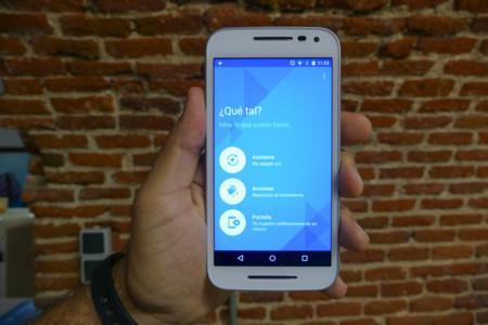 Motorola Moto G 2015, toma de contacto