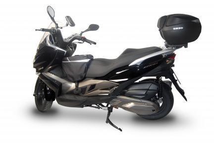 Nuevo equipamiento para la Kawasaki J300 de la mano de SHAD