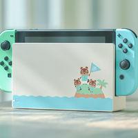 Nintendo anuncia una edición especial de Switch basada en Animal Crossing: New Horizons y es una preciosidad