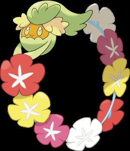 Pokemon Sol Luna Comfey