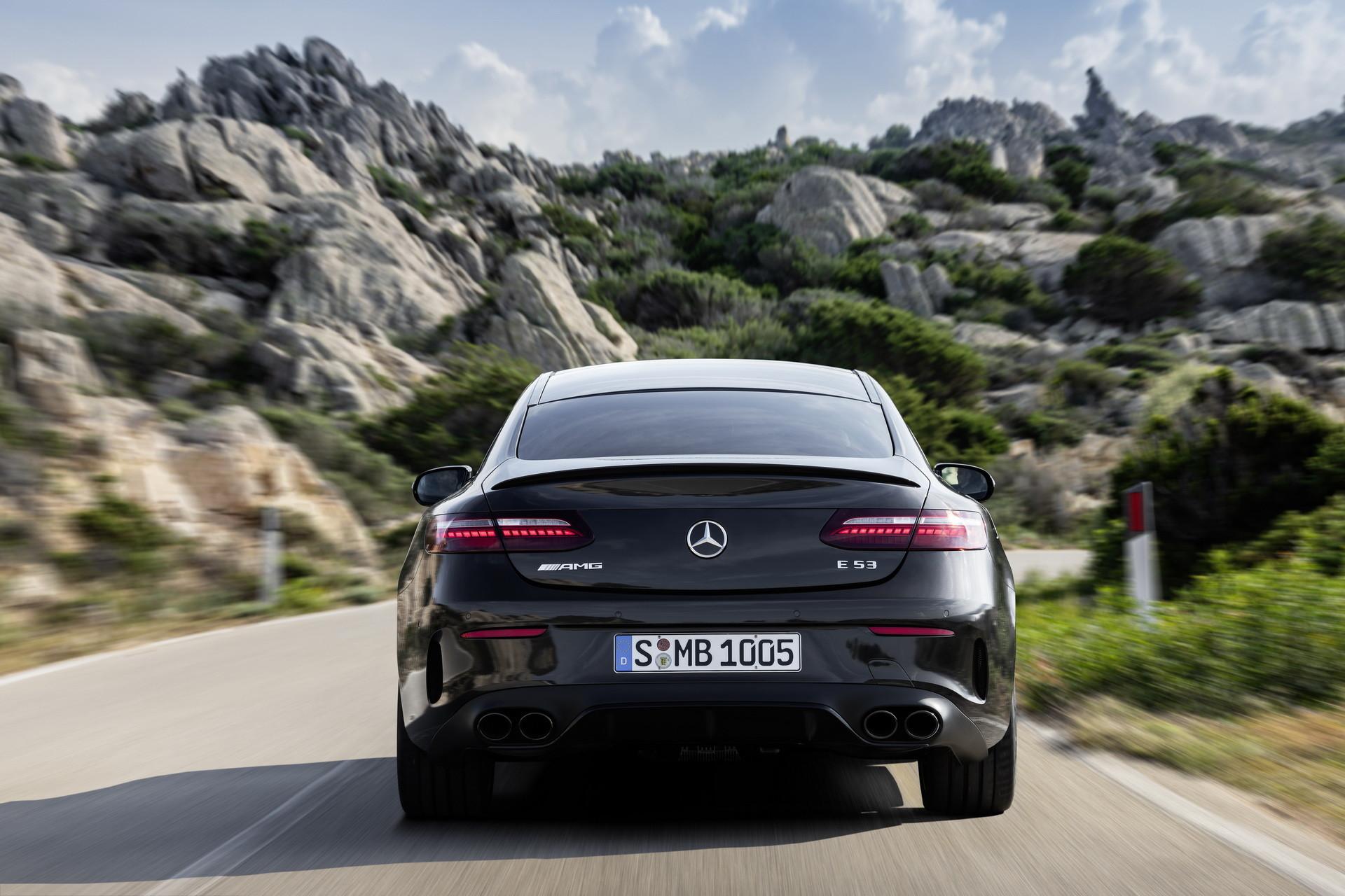 Foto de Mercedes-AMG E 53 Coupé 2021 (19/35)