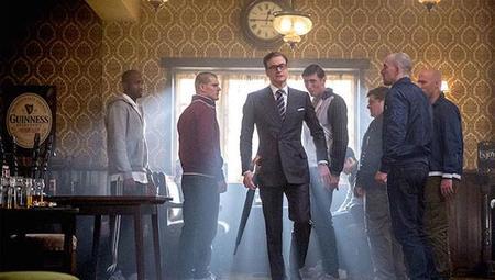 Kingsman: toma una lección de estilo y disfruta una de las mejores películas del año