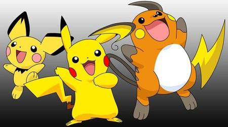 Pikachu Evoluciones