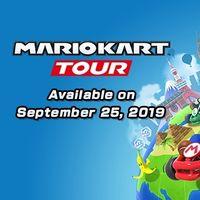 El juego 'Mario Kart Tour' de Nintendo llegará a iOS el 25 de septiembre