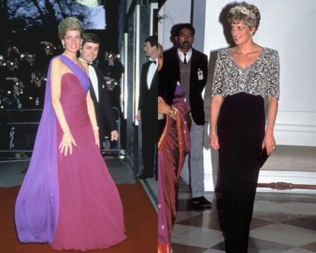 Cuando diana de gales sal a de fiesta brillaba de verdad - Diana de colores ...