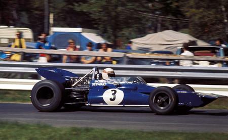 Jackie Stewart 1970 Mont-Tremblant