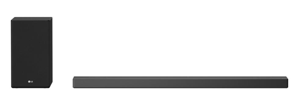 Barra de Sonido LG SN9YG 5.1.2 Dolby Atmos, Meridian Sound, Bluetooth y asistente de Google