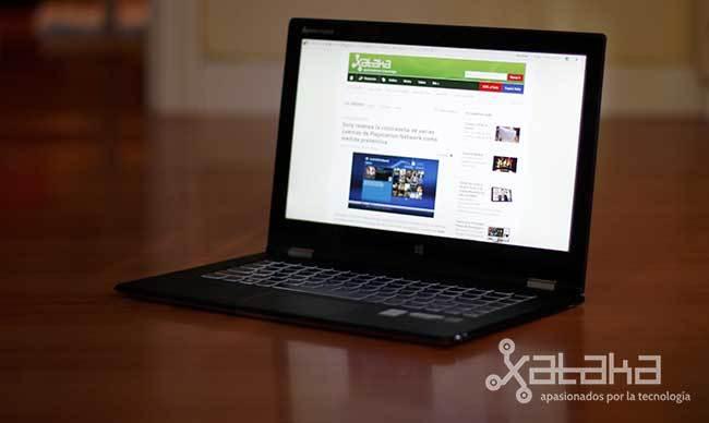 Foto de Lenovo IdeaPad Yoga 2 Pro (27/31)