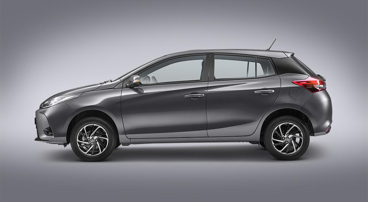 Foto de Toyota Yaris 2021 (8/21)