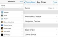 Descubiertas opciones ocultas con nuevos gestos y carpetas anidadas en iOS 7