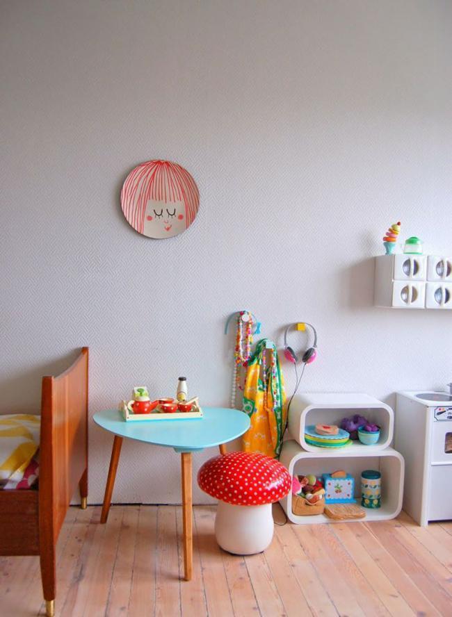 Nueve ideas para dormitorios infantiles muy creativos y - Ideas dormitorios infantiles ...