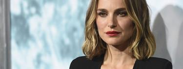 Natalie Portman se atreve con uno de los escotes más pronunciados de los últimos tiempos y el resultado es una auténtica maravilla