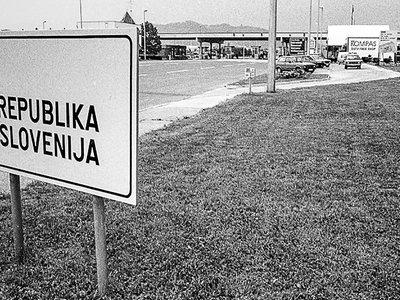 """La """"vía eslovena"""": cómo fue la declaración de independencia de Eslovenia a la que mira Cataluña"""