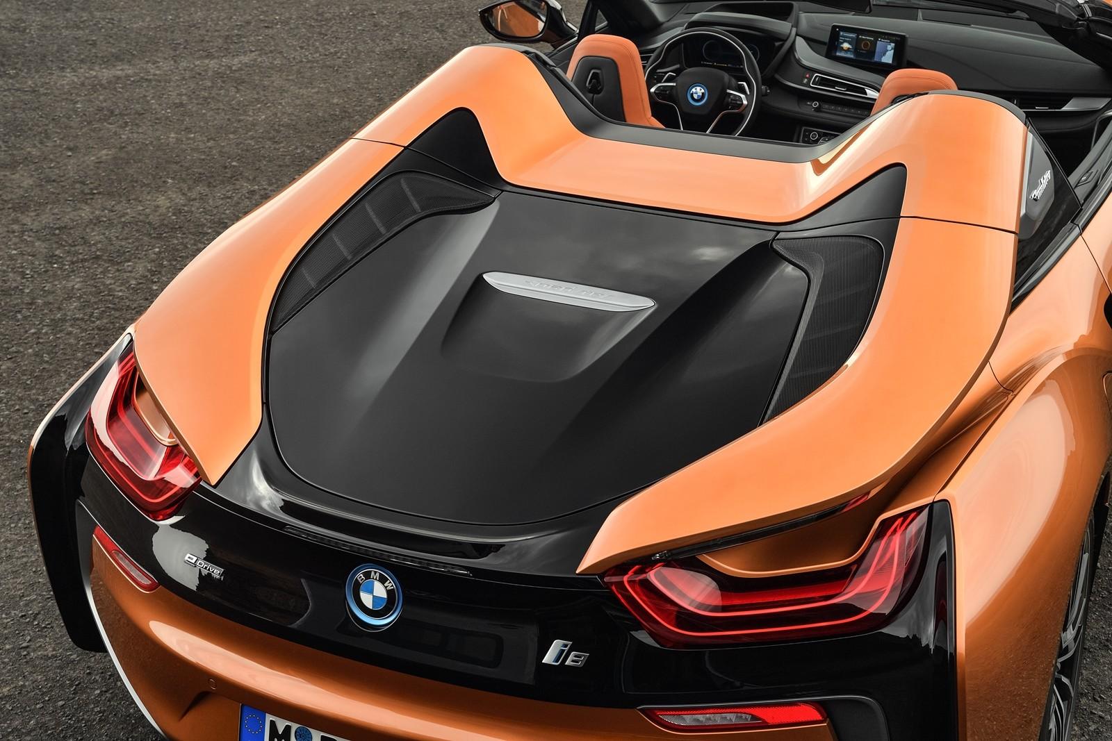 Foto de BMW i8 Roadster 2019 (34/39)