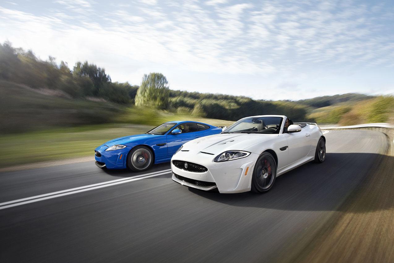 Foto de Jaguar XKR-S Convertible (10/12)