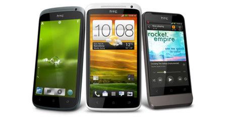 HTC anuncia oficialmente el HTC One X, One S y One V