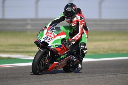 """Scott Redding: """"No iba a pagar por seguir en MotoGP porque correr en moto es mi trabajo"""""""