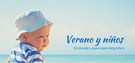 En plena ola de calor, precauciones a tomar en bebés y niños