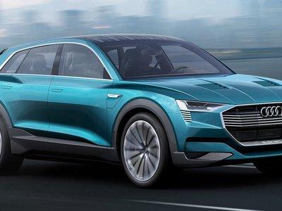 Audi ya acepta reservas para el SUV eléctrico e-tron quattro (pero solo en Noruega)