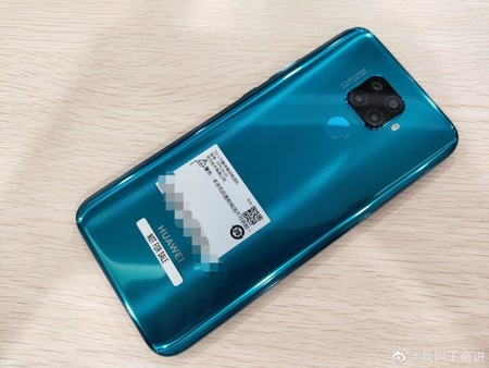 Huawei Mate 30 Lite Filtracion