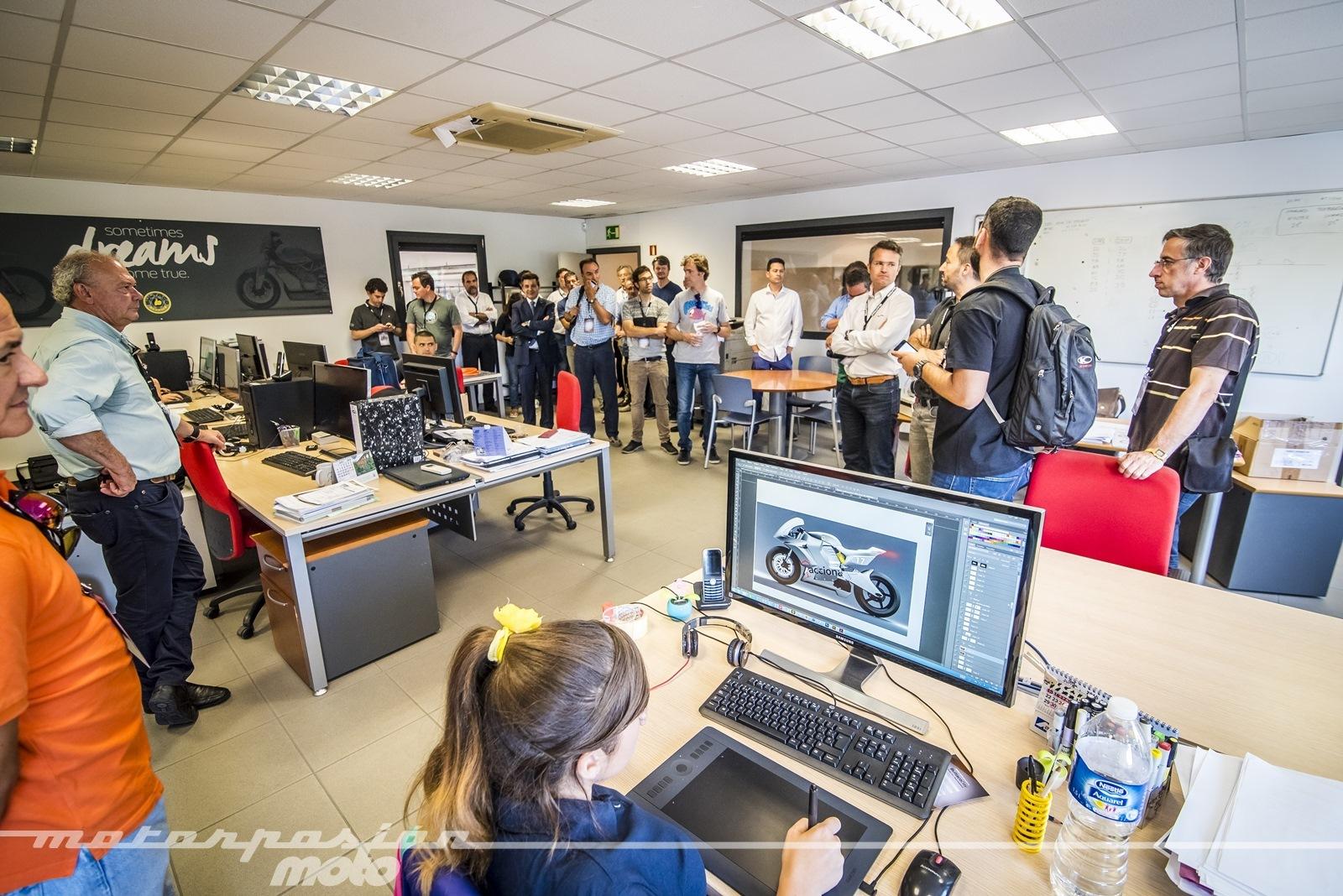 Foto de Bultaco Brinco, estuvimos en la presentación (6/30)