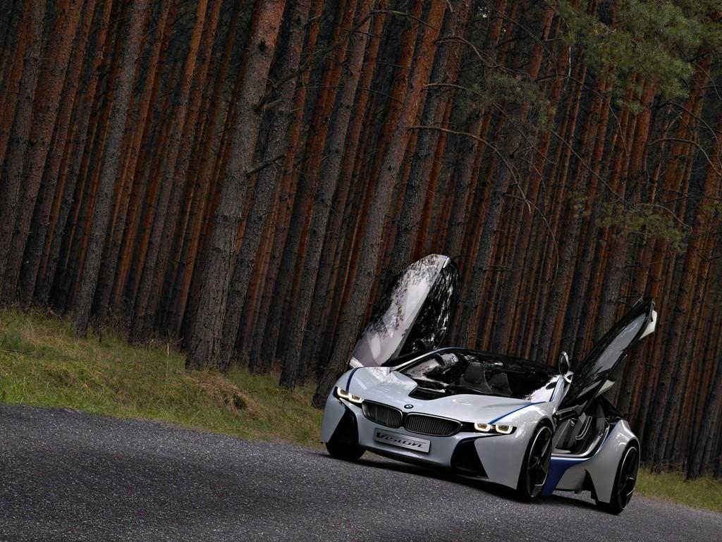 Foto de BMW Vision EfficientDynamics 2009 (73/92)
