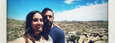 Ana de Armas celebrated his 32 birthday, accompanied by her inseparable boyfriend, Ben Affleck