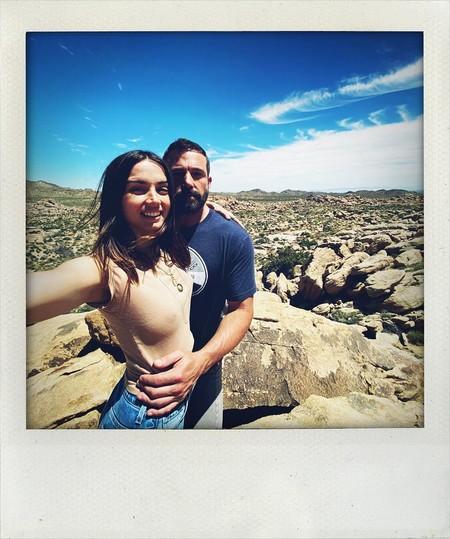 Ana de Armas celebra su 32 cumpleaños acompañada de su inseparable novio, Ben Affleck