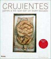 Crujientes, de Richard Bertinet.  Libro