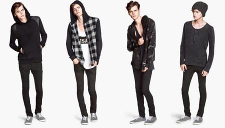 Los looks de H&M Divided para Octubre: triunfa lo casual y ...